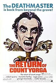 The Return of Count Yorga (1971) Poster - Movie Forum, Cast, Reviews