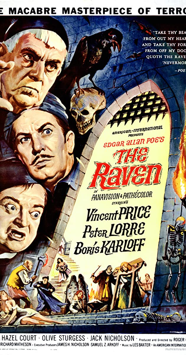 Subtitle of The Raven