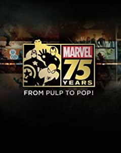 Watch english comedy movies Marvel 75 Years: From Pulp to Pop! [hddvd]