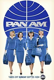 Christina Ricci, Kelli Garner, Karine Vanasse, and Margot Robbie in Pan Am (2011)