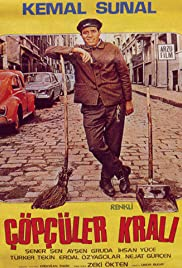 The King of the Street Cleaners Poster