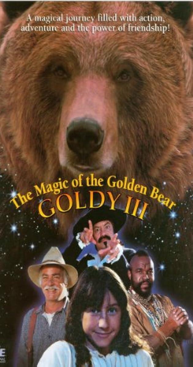 The Magic of the Golden Bear: Goldy III (1994)