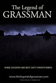 The Legend of Grassman Poster