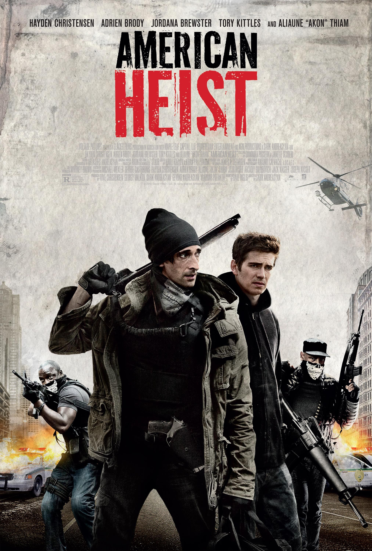 American Heist (2014) - IMDb