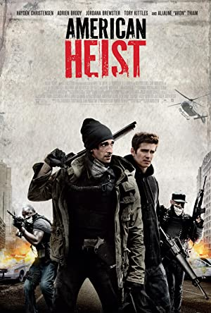 Permalink to Movie American Heist (2014)