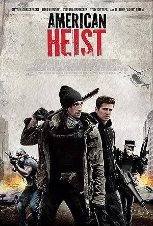 Movie American Heist (2014)