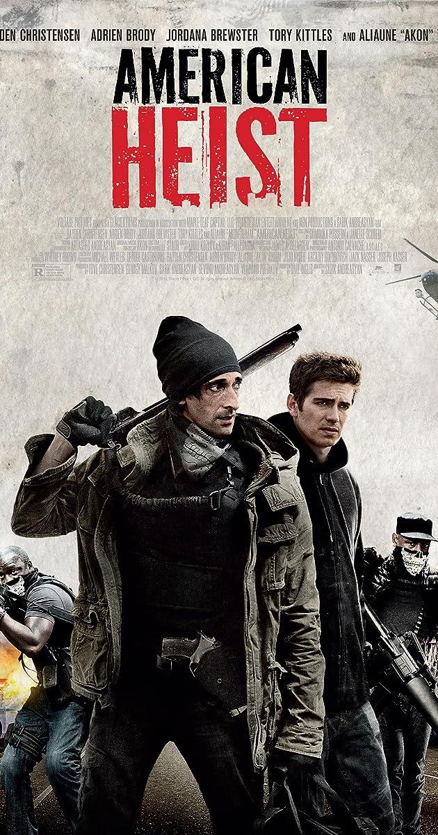 American Heist (2014) - Soundtracks - IMDb