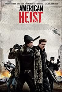 Most downloaded new movies American Heist [QHD]