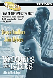 Weddings and Babies Poster