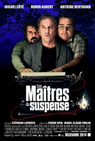 Primary photo for Les maîtres du suspense