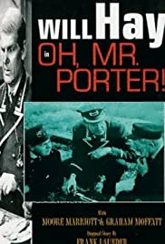 Oh, Mr. Porter! Poster