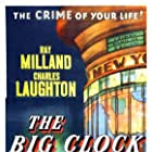 Charles Laughton and Ray Milland in The Big Clock (1948)