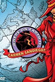 Where on Earth Is Carmen Sandiego? Poster