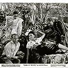 Rex Ingram, Eddie 'Rochester' Anderson, Lena Horne, and Kenneth Spencer in Cabin in the Sky (1943)