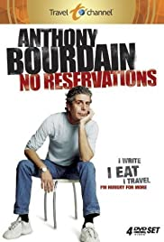 Anthony Bourdain: No Reservations Poster