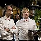 Martin Starr and Ryan Hansen in Party Down (2009)