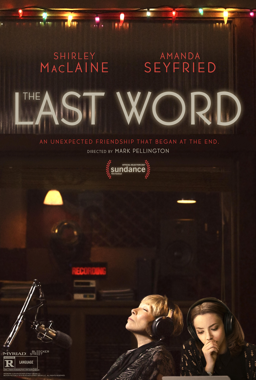 The Last Word 2017 Imdb