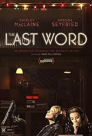 Shirley MacLaine and Amanda Seyfried in The Last Word (2017)