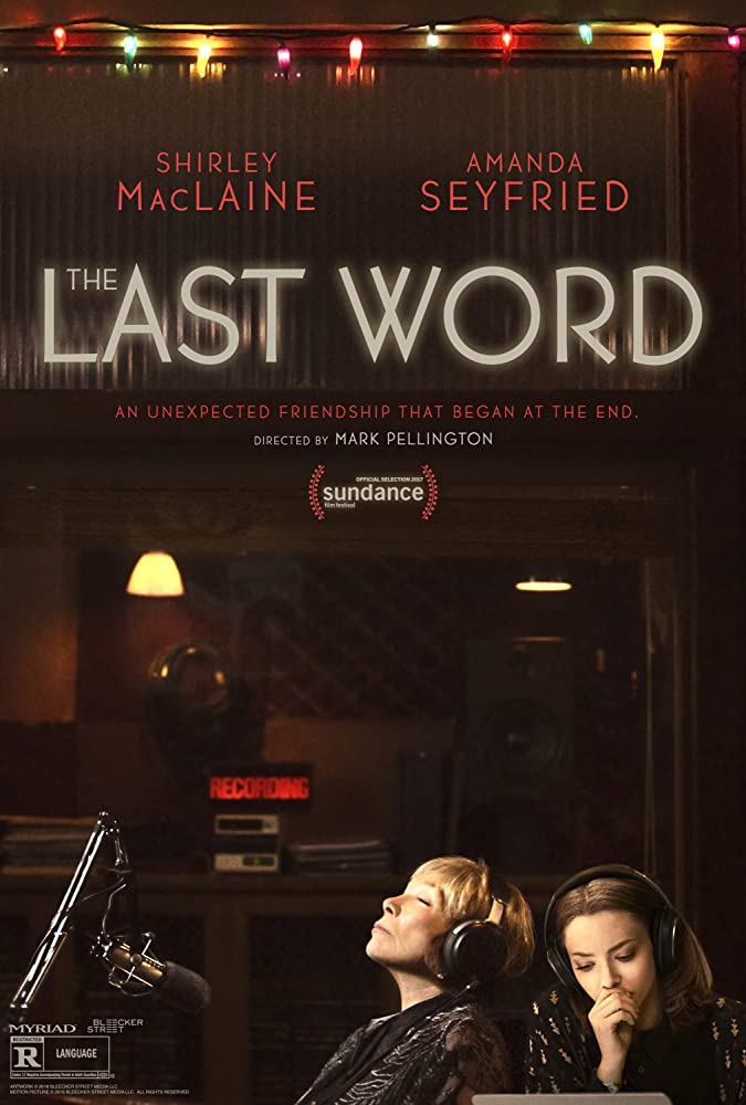 Shirley MacLaine and Amanda Seyfried in The Last Word (2017)