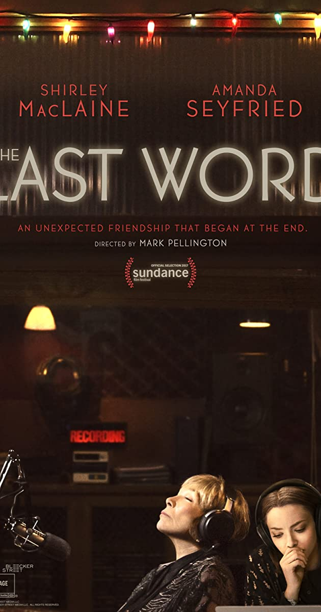 Subtitle of The Last Word