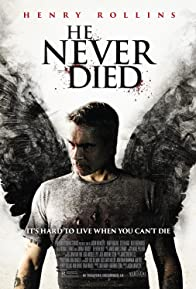 Primary photo for He Never Died