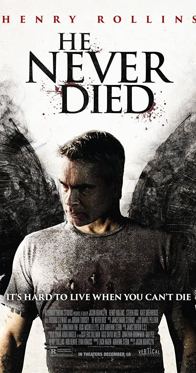 Subtitle of He Never Died