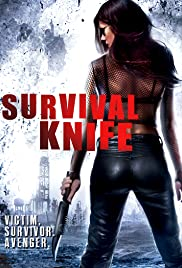 Survival Knife Poster