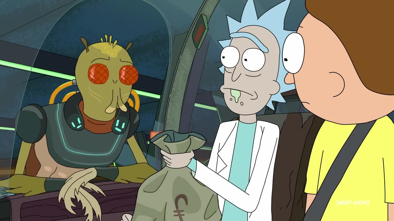 Official Season 2 Trailer From Rick And Morty 2013