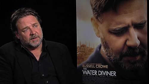 Russell Crowe: Fan Q&A