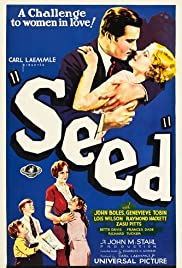 Seed(1931) Poster - Movie Forum, Cast, Reviews