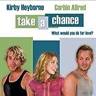 Corbin Allred, Kirby Heyborne, and Lara Everly in Take a Chance (2006)