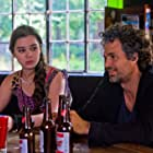 Mark Ruffalo and Hailee Steinfeld in Begin Again (2013)
