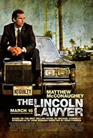 Matthew McConaughey in The Lincoln Lawyer (2011)