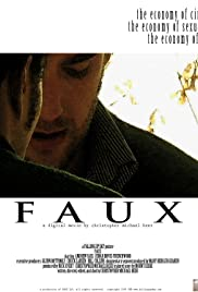 Faux Poster