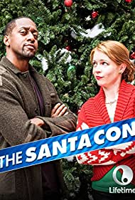 Melissa Joan Hart and Jaleel White in The Santa Con (2014)