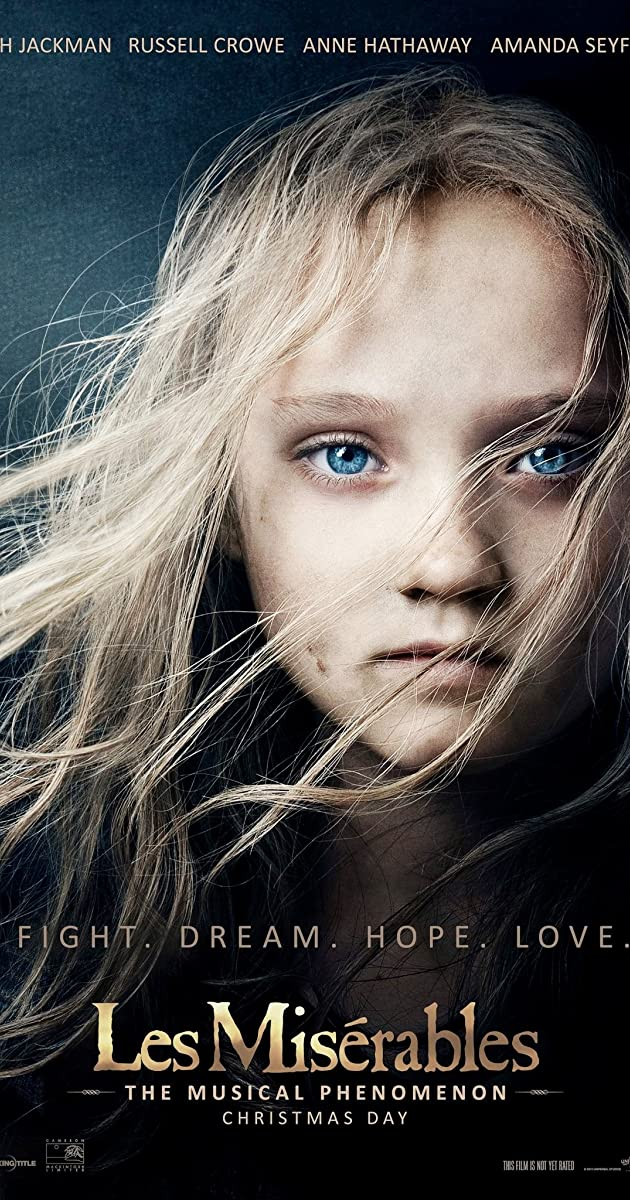 Watch Full HD Movie Les Misérables (2012)