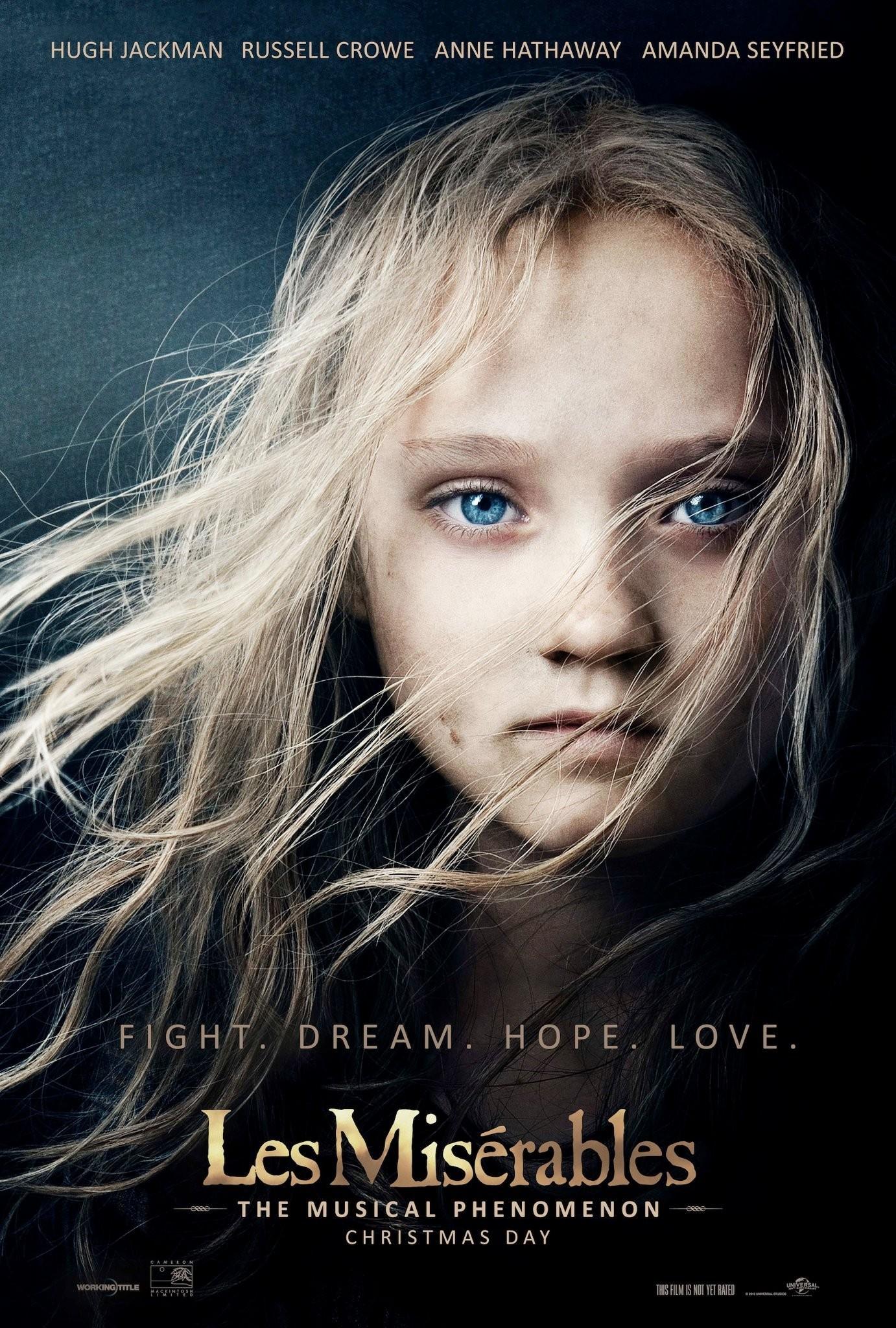Les Misérables (2012) BluRay 480p, 720p & 1080p