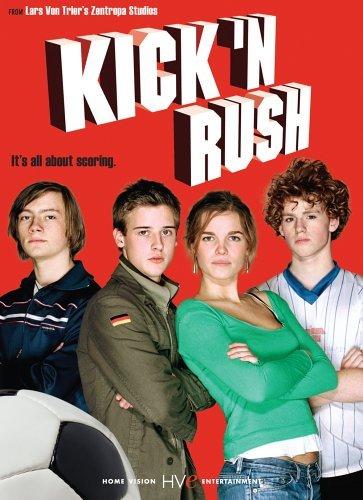 Jacob Oliver Krarup, Cyron Melville, Marie Bach Hansen, and Esben Smed in 2 ryk og en aflevering (2003)