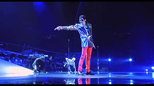 The TV trailer for the Michael Jackson performance documentary, This Is It.