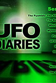 UFO Diaries Poster