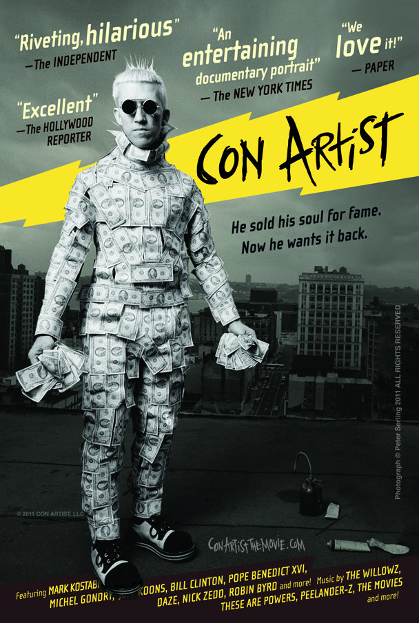 Con Artist on FREECABLE TV