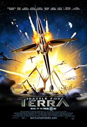 Battle for Terra Poster Image