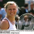 Kirsten Dunst in Wimbledon (2004)