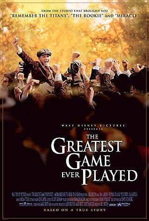 مشاهدة فيلم The Greatest Game Ever Played 2005 مترجم أونلاين مترجم