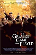 The Greatest Game Ever Played (2005) Poster