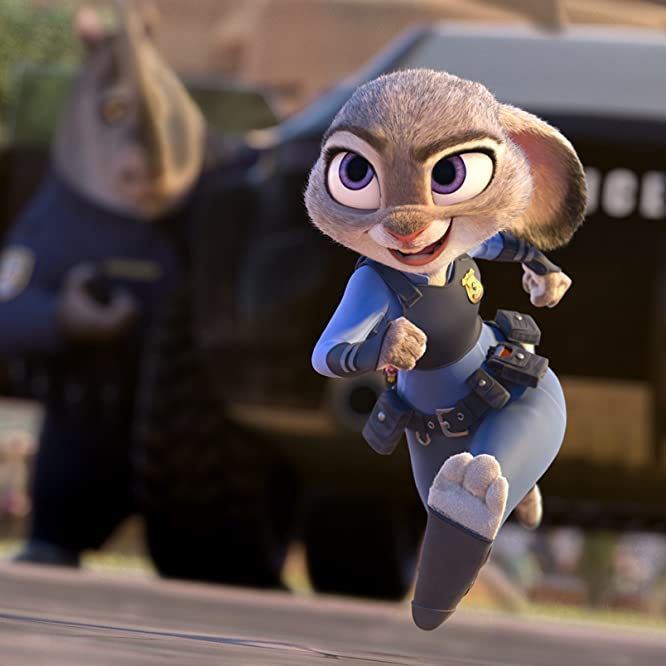 Ginnifer Goodwin in Zootopia (2016)