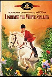 Lightning, the White Stallion Poster