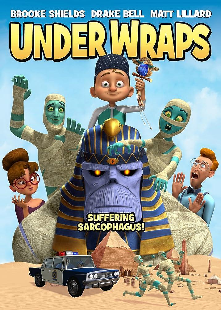 Μουμιο – μπελάδες / Under Wraps(2014) online μεταγλωττισμένο