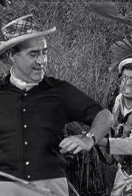 Jim Backus and Vito Scotti in Gilligan's Island (1964)