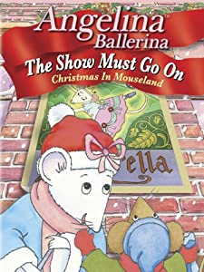 Hollywood downloads movies Angelina Ballerina: The Show Must Go On by [2048x2048]